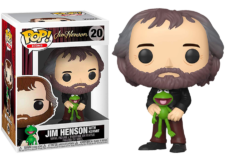 Funko Pop! Jim Henson with Kermit #20