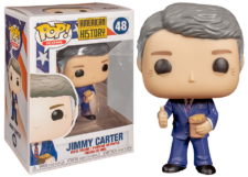 Funko Pop! Icons: Jimmy Carter #48