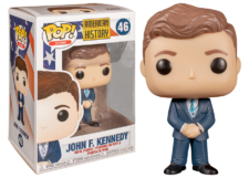 Funko Pop! Icons: John F. Kennedy #46