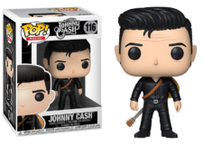Funko Pop! Rocks: Johnny Cash #116