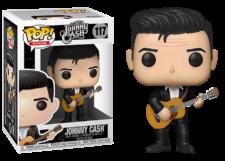 Funko Pop! Rocks: Johnny Cash #117