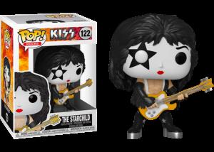 Funko Pop! Rocks: Kiss - The Starchild #122