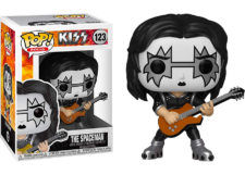 Funko Pop! Rocks: Kiss - The Spaceman #123