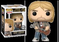 Funko Pop! Rocks: Kurt Cobain #67