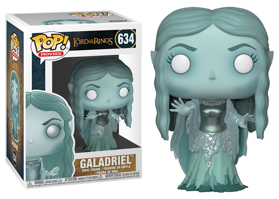 Funko Pop! Lord of the Rings: Galadriel (tempted) #634