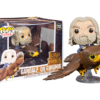 Funko Pop! Lord of the Rings: Gandalf on Gwaihir #72