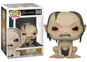 Funko Pop! Lord of the Rings: Gollum #532