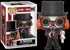 Funko Pop! La Casa de Papel: El Professor #915