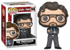 Funko Pop! La Casa de Papel: The Professor #744