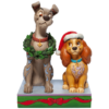 """Disney Traditions: Lady and the Tramp """"Decked out Dogs"""""""