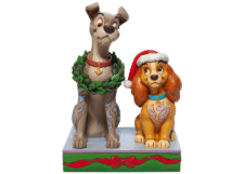 "Disney Traditions: Lady and the Tramp ""Decked out Dogs"""