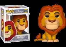 Funko Pop! The Lion King: Mufasa #495