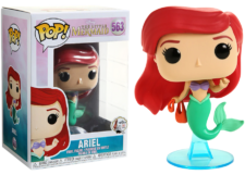 Funko Pop! The Little Mermaid: Ariel #563
