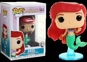 Funko Pop! The Little Mermaid: Ariel #563