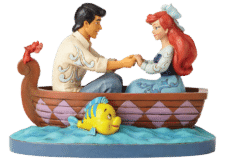 "Disney Traditions: The Little Mermaid ""Waiting for a Kiss"""