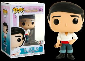 Funko Pop! The Little Mermaid: Prince Eric #565