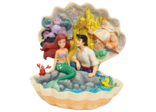 "Disney Traditions: The Little Mermaid ""Seashell Scenario"""