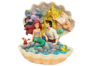 "Disney Traditions: The Little Mermaid ""Seashell Scenario"""