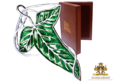 Lord of the Rings: Elven Leaf Brooch
