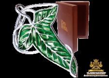 Lord of the Rings: Elven Leaf Brooch
