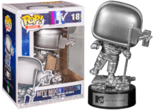 Funko Pop! Icons: MTV Moon Person #18