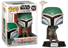 Funko Pop! The Mandalorian: Covert Mandalorian #352