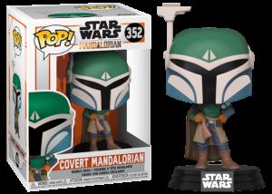 Funko Pop! The Mandalorian: Covert Mandalorian #352