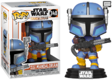 Funko Pop! The Mandalorian: Heavy Infantry #348