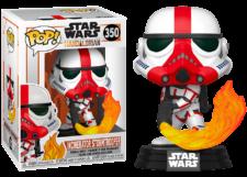 Funko Pop! The Mandalorian: Incinerator Stormtrooper #350