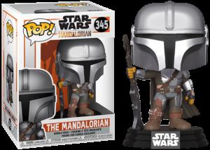 Funko Pop! The Mandalorian: The Mandalorian #345