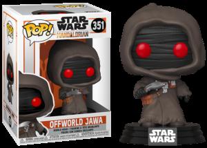 Funko Pop! The Mandalorian: Offworld Jawa #351