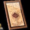 Harry Potter: Marauder's Map - Display Case