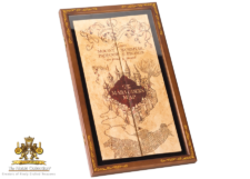 Harry Potter: Marauder's Map - Display Case