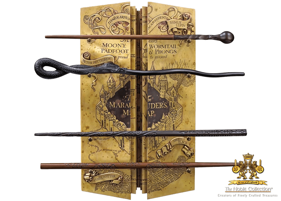 Harry Potter: The Marauders Wand Collection