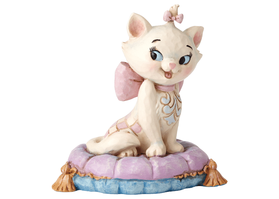 Disney Traditions: Marie on Pillow