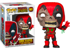 Funko Pop! Marvel Zombies: Zombie Deadpool #661