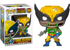Funko Pop! Marvel Zombies: Zombie Wolverine #662