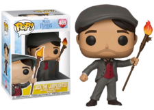 Funko Pop! Mary Poppins: Jack the Lamplighter #469