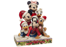 "Disney Traditions: Mickey and Co ""Piled High with Holiday Cheer"""