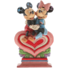 """Disney Traditions: Mickey and Minnie """"Heart to Heart"""""""