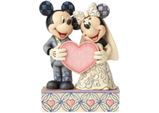 "Disney Traditions: Mickey and Minnie ""Two Souls, One Heart"""