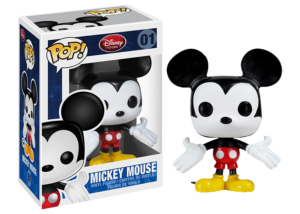 Funko Pop! Disney: Mickey Mouse #01