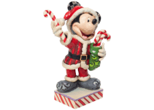Disney Traditions: Mickey Mouse with Candy Canes