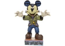 Disney Traditions: Halloween Mickey Figurine