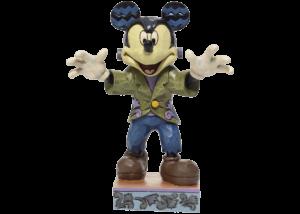 Disney Traditions: Halloween Mickey Figurine