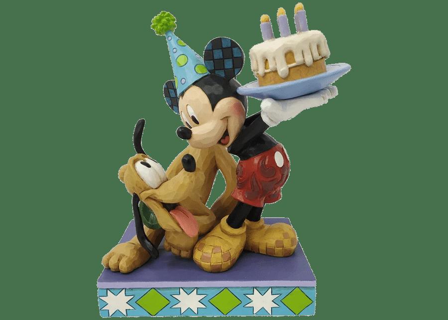 Disney Traditions: Pluto and Mickey Birthday