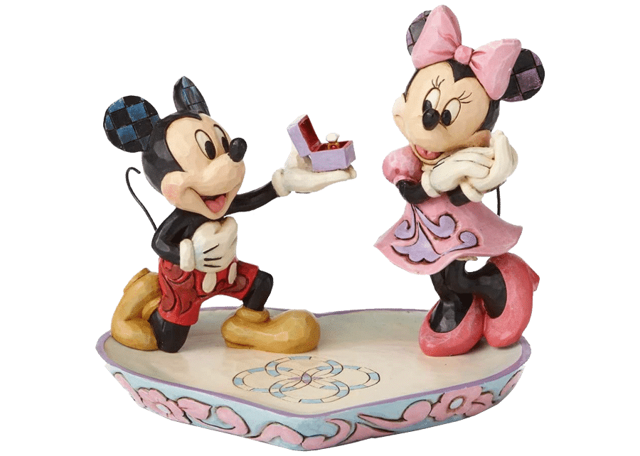 """Disney Traditions: Mickey and Minnie """"A Magical Moment"""""""