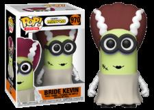 Funko Pop! Halloween Minions: Bride Kevin #970