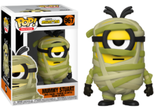 Funko Pop! Halloween Minions: Mummy Stuart #967