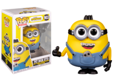 Funko Pop! Minions: Pet Rock Otto #903